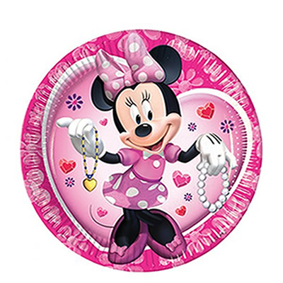 Minnie Mouse Pink