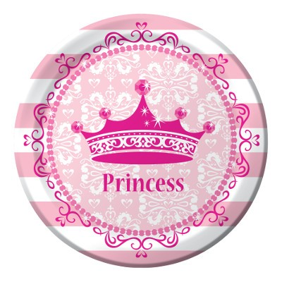 Pink Princess Royalty