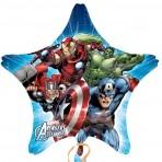 Avengers Assemble Star Supershape Foil Balloon