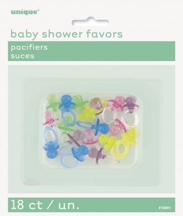 Baby Shower Crystal Dummies