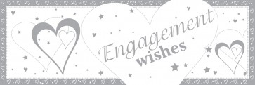 Engagement Wishes Banner