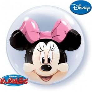 Minnie Mouse Bubble Balloon