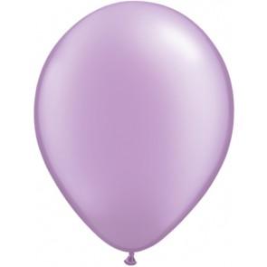 25 Lavender Latex Balloons