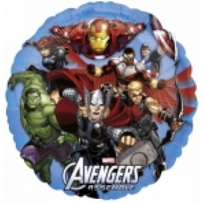 Avengers Assemble Foil Balloon