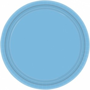 Baby Blue Plates