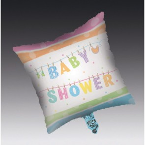 Baby Clothes Foil Balloon