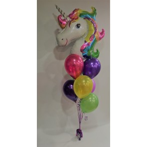 Colourful Unicorn Bouquet