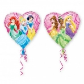 Disney Princess Garden Heart Foil Balloon