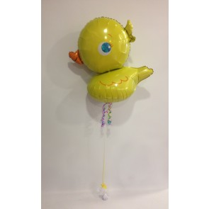 Baby Duck Foil Balloon