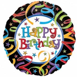 Lets Celebrate 'Happy Birthday' Foil