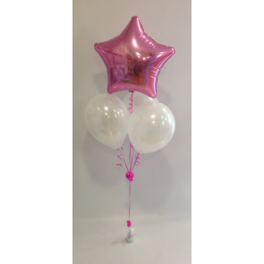 Personalised Foil Balloon Bundle
