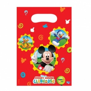 Mickey Mouse Clubhouse Loot Bags