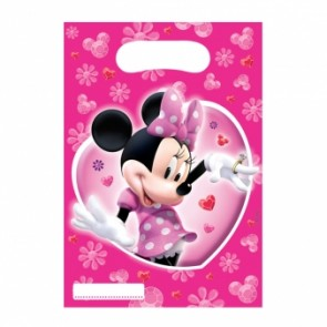 Minnie Mouse Pink Lootbags