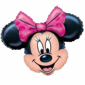 Minnie Mouse SuperShape Foil Balloon