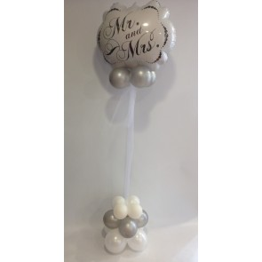 Mr & Mrs Statement Piece