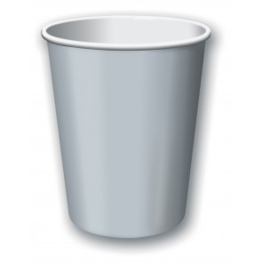 Silver Paper Cups