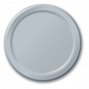 Silver Paper Side Plates