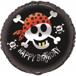 Pirate Fun Foil Balloon