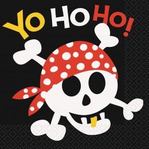 Pirate Fun Paper Napkins