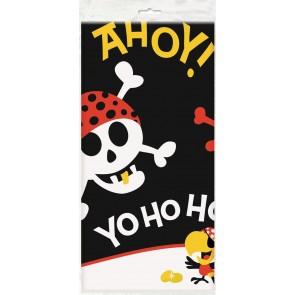 Pirate Fun Plastic Tablecover