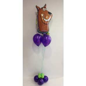 Scooby Doo Balloon Bundle
