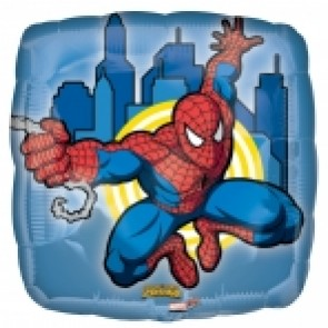 Spiderman Action Scene Foil Balloon