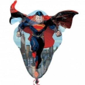 Superman Supershape Foil Balloon