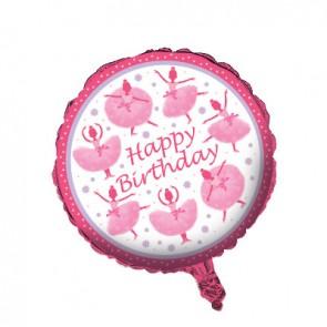 Tutu Much Fun Foil Balloon